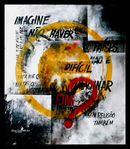 Imagine | mista | 100 x 80 cm | 2003